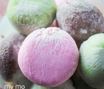 How to Make Mochi Ice Cream